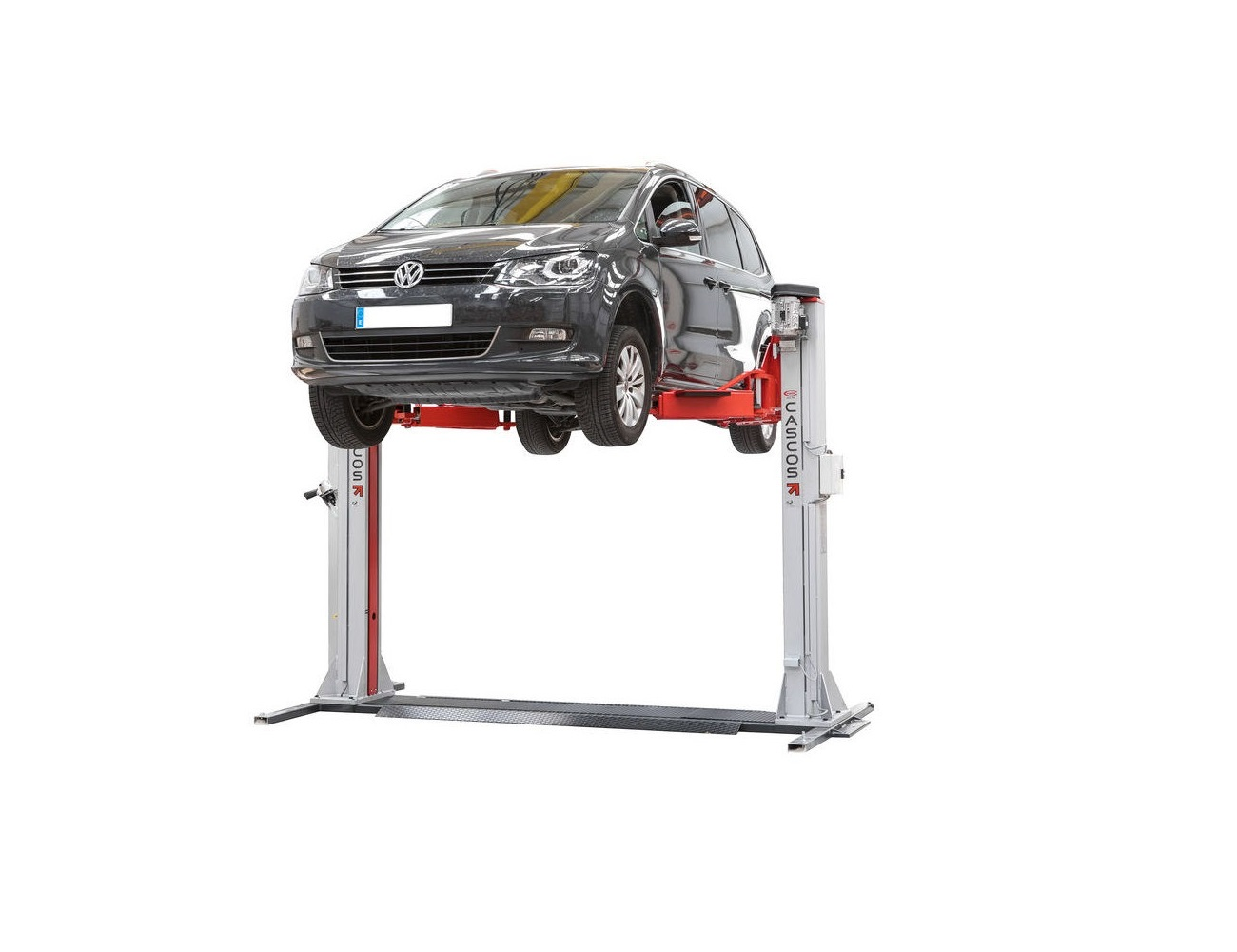 Lifts for vehicles of 2 post | Cascos | Lifts vehicle workshop