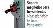 Magnetic tool support ref. 26141