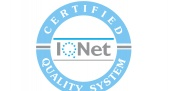 IQNET QUALITY SYSTEM CERTIFIED